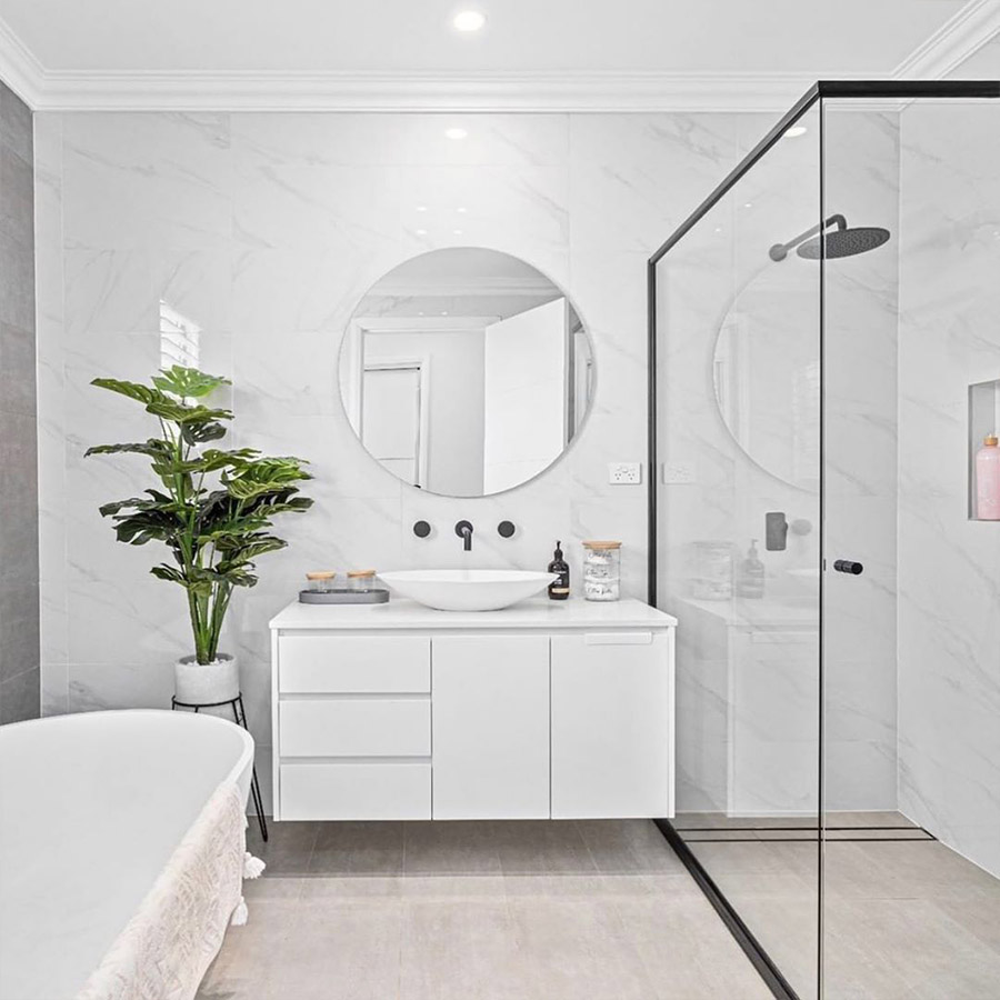There are many aspects to consider for your bathroom design
